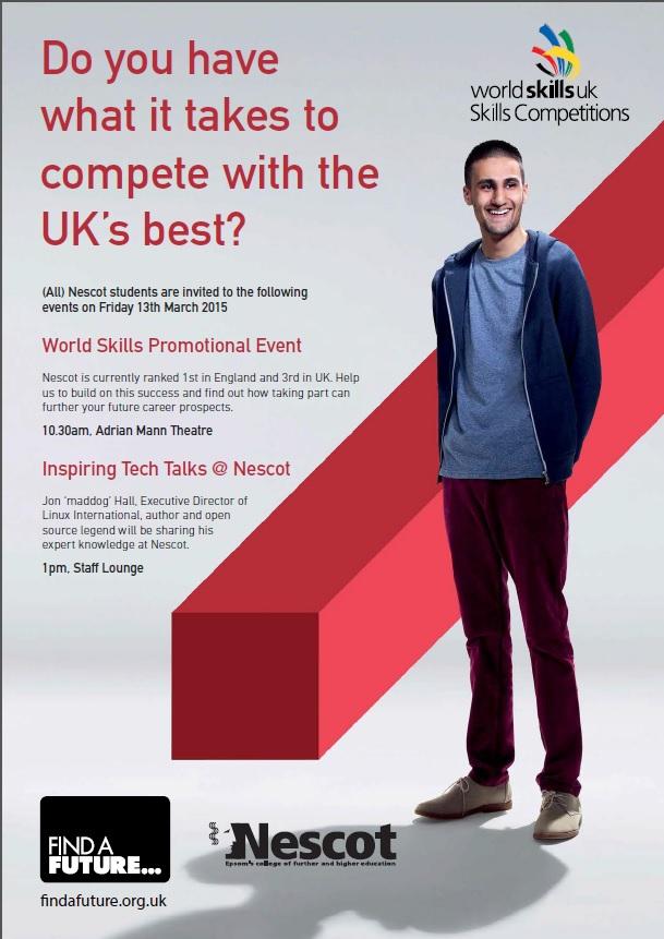 World Skills Poster