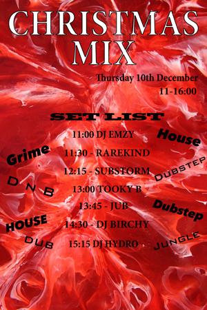 Christmas Mix Poster