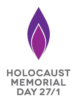 Holocaust Memorial Day 2016 Logo