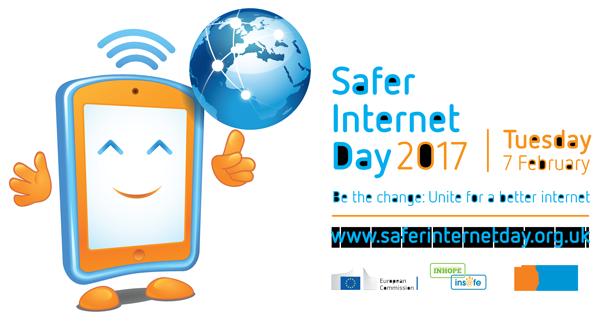 Safer Internet Day 2017 Banner
