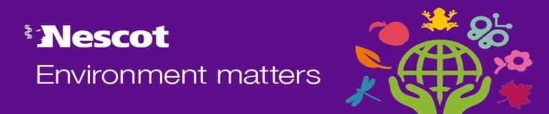 Banner - Nescot Environment Matters