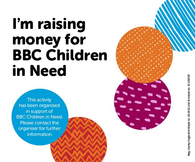 Children in Need Banner