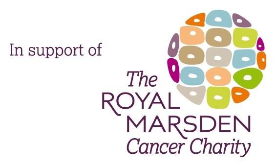 The Royal Marsden Charity Logo